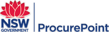 New South Wales Procurement Board logo